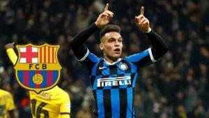 Lautaro Inter Milan