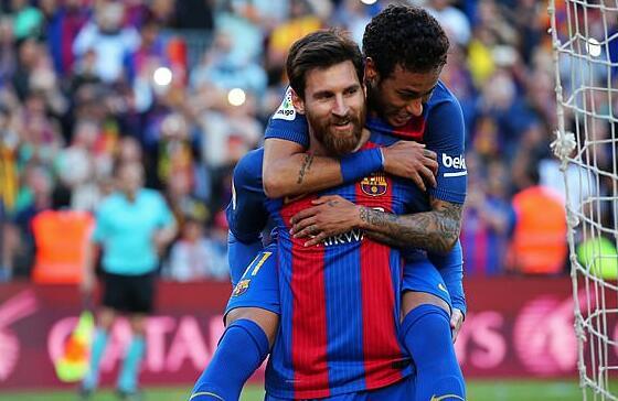 ¡Messi y Suárez piden a Barcelona que vuelva a firmar con Neymar!
